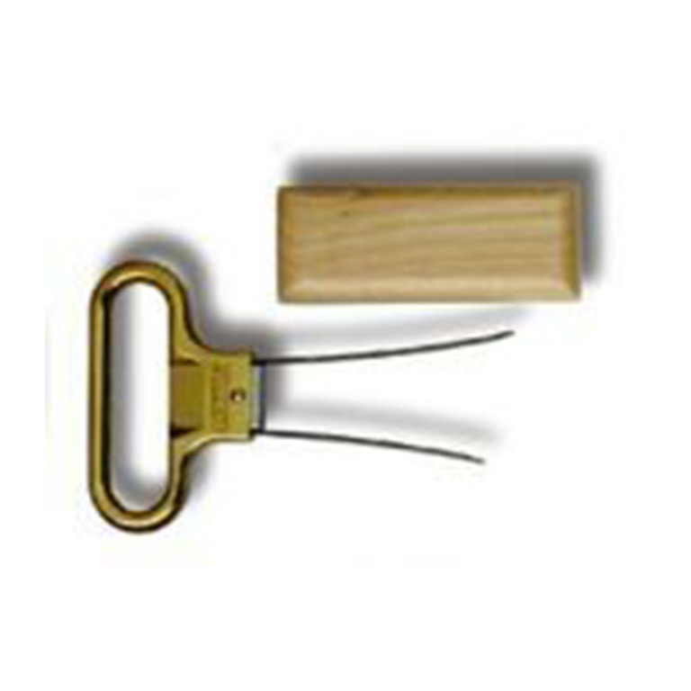 Ahh Super™ Two-Prong Cork Extractor Birch wood sheath