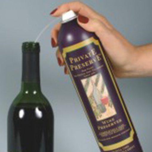 Private Preserve, Wine Preserver