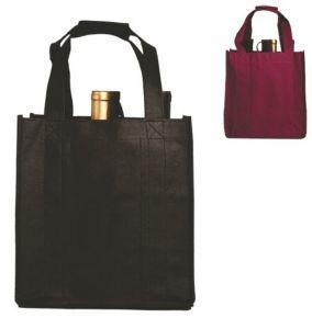 Vino Sack™ Six-Bottle Bag, Open Top