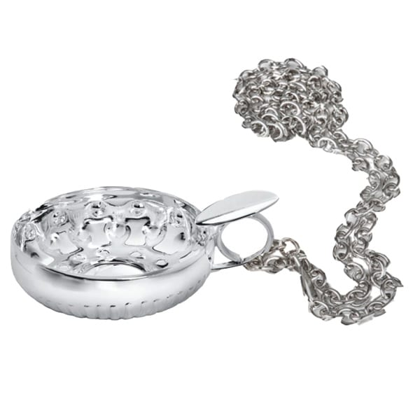 Classic Tastevin, Silver Plated with Chain