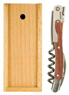 Laguiole™ Corkscrew, Rosewood Handle Set