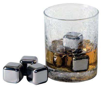 Steel-Ice™ Cube, Stainless Steel (1)