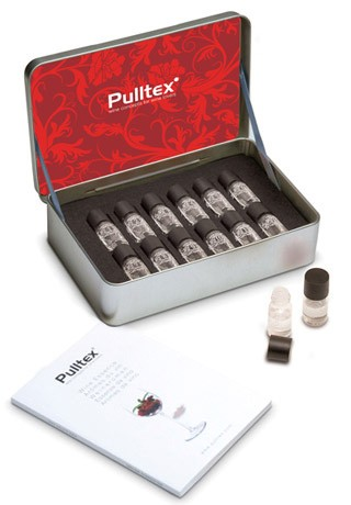 Red Wine Essence Aroma Kit for training the senses, 12 aromas