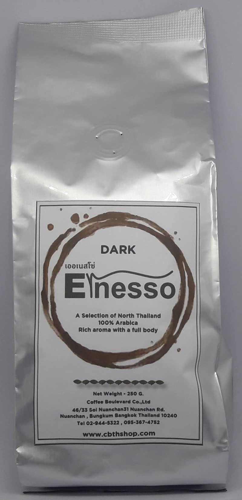 Ernesso Dark 100% Arabica Dark Roasted