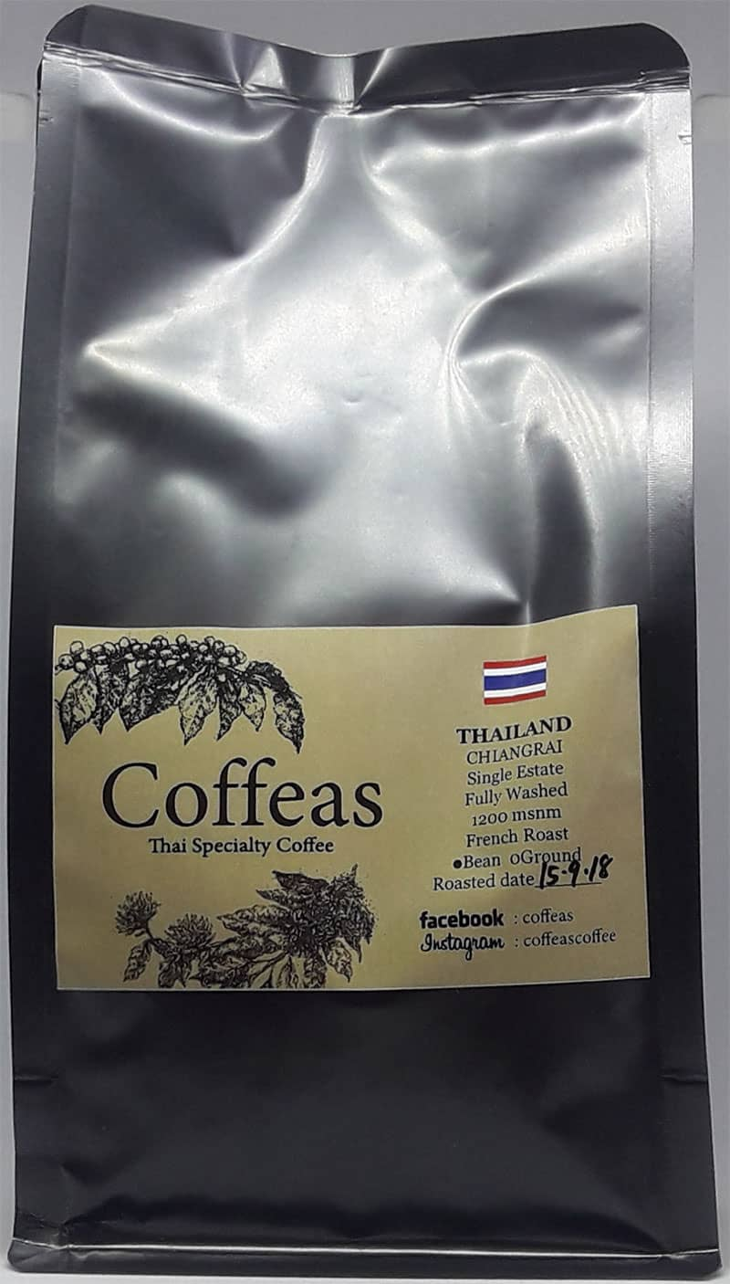 Coffeas French Roast