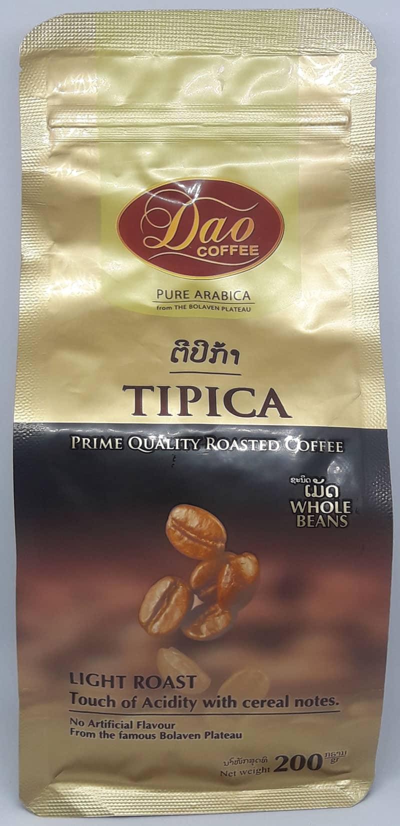 Tipica Pure Arabica Light Roast