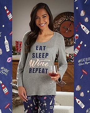 Wine and Food Apparel Tee Wear