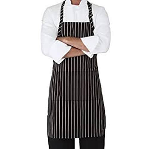 Wine and Food Service Aprons Pin Stripes and Patterns