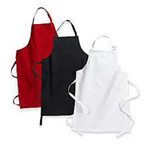Wine and Food Service Aprons Solid Colors