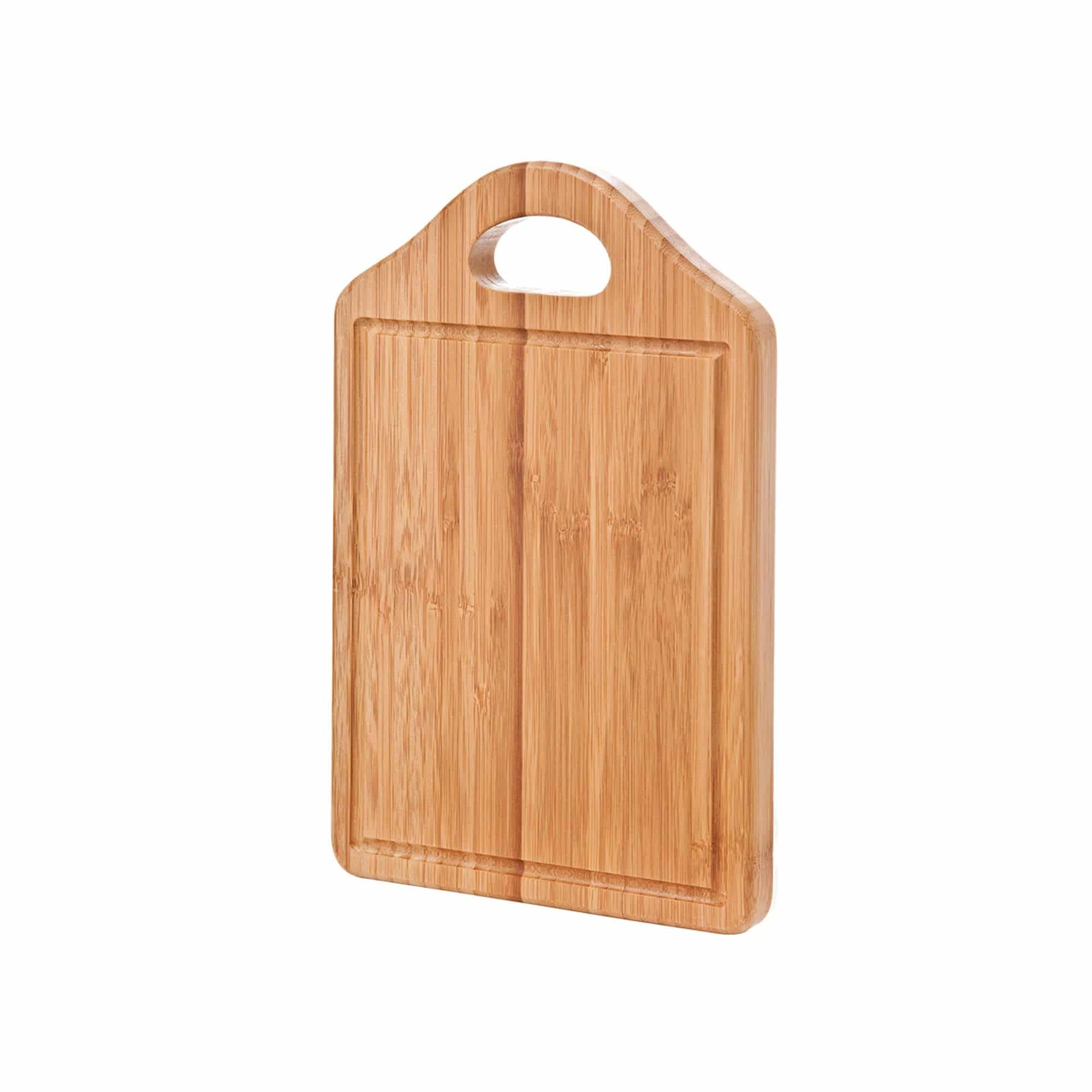 Bamboo Cheese or Carving Board with handle