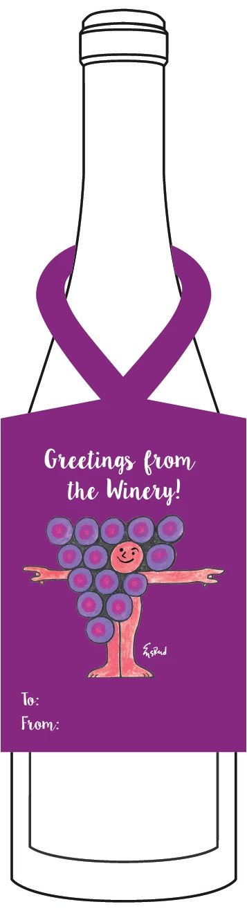 Greeting from the winery