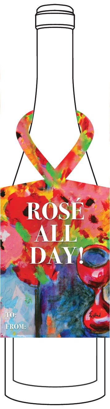 Rosé all day!